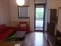 Se izdava namesten stan vo Skopje, Taftalidje 2 so povrshina od 38 m2.  Ekstra: Centralno Parno.  Cena: 240 EUR