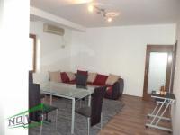 Se izdava namesten stan vo Skopje, Centar so povrshina od 74 m2.  Ekstra: Klima, Lift, Nova Zgrada.  Cena: 300 EUR