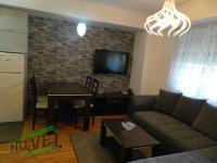 Se izdava namesten stan vo Skopje, Vodno so povrshina od 40 m2.  Ekstra: Klima, Nova Zgrada.  Cena: 270 EUR