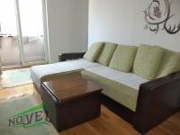 Se izdava namesten stan vo Skopje, Centar so povrshina od 32 m2.  Ekstra: Klima, Centralno Parno, Lift, Nova Zgrada.  Cena: 200 EUR