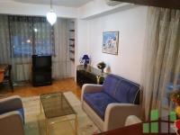 Se izdava namesten stan vo Skopje, Taftalidje 1 so povrshina od 65 m2.  Ekstra: Centralno Parno, Lift.  Cena: 250 EUR