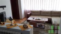 Se izdava namesten stan vo Skopje, Kisela Voda so povrshina od 84 m2.  Ekstra: Klima, Greenje na struja, Studenti.  Cena: 275 EUR