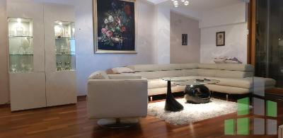 Se izdava namesten stan vo Skopje, Vodno so povrshina od 170 m2.  Ekstra: Klima, Sopstveno parno, Lift, Nova Zgrada, Garaza.  Cena: 0 EUR