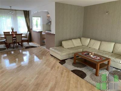 Furnished house for rent in Skopje, Taftalidze 2 with living area of 181 m2.  Extras: AC, Own steam heating.  Cost: 1500 EUR