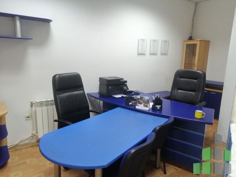 Се продава Канцеларија во Аеродром - Нова Железничка - N0186