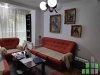 Se izdava namesten stan vo Skopje, Karposh 1 so povrshina od 65 m2.  Ekstra: Klima, Greenje na struja.  Cena: 250 EUR