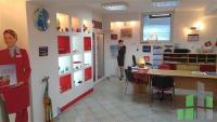 Se izdava namesten kancelariski prostor vo Skopje, Centar so povrshina od 66 m2.  Ekstra:.  Cena: 300 EUR