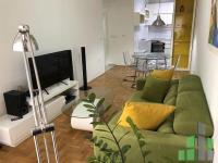 Se izdava namesten stan vo Skopje, Kisela Voda so povrshina od 50 m2.  Ekstra: Klima, Greenje na struja, Lift, Nova Zgrada.  Cena: 250 EUR