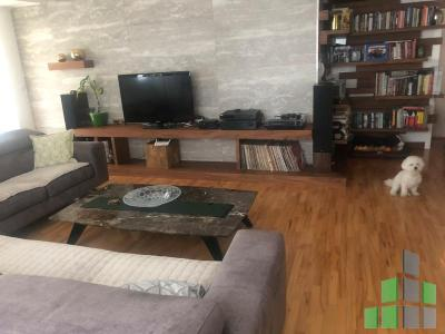 Apartment for sale in Skopje, Kapishtec with living area of 151 m2.  Extras: AC, Own steam heating, Elevator, New Building, Parking.  Cost: 190000 EUR