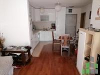 Se izdava namesten stan vo Skopje, Kisela Voda so povrshina od 41 m2.  Ekstra: Klima, Greenje na struja, Lift, Nova Zgrada, Parking.  Cena: 200 EUR