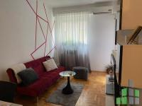 Se izdava namesten stan vo Skopje, Taftalidje 1 so povrshina od 40 m2.  Ekstra: Klima.  Cena: 200 EUR