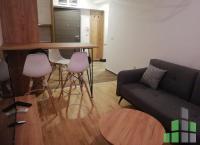 Se izdava namesten stan vo Skopje, Kisela Voda so povrshina od 40 m2.  Ekstra: Greenje na struja, Lift, Nova Zgrada.  Cena: 300 EUR
