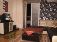 Se izdava namesten stan vo Skopje, Crniche so povrshina od 43 m2.  Ekstra: Lift, Centralno Parno, Klima.  Cena: 200 EUR
