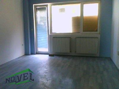 Empty office for rent in Skopje, Centar with living area of 77 m2.  Extras: Elevator, Parking, Central Heating, Kitchen elements, Kitchen appliances.  Cost: 320 EUR