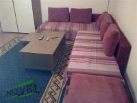Se izdava namesten stan vo Skopje, Debar Maalo so povrshina od 80 m2.  Ekstra: Lift.  Cena: 300 EUR
